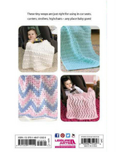Crochet Car Seat Blankets - Softcover