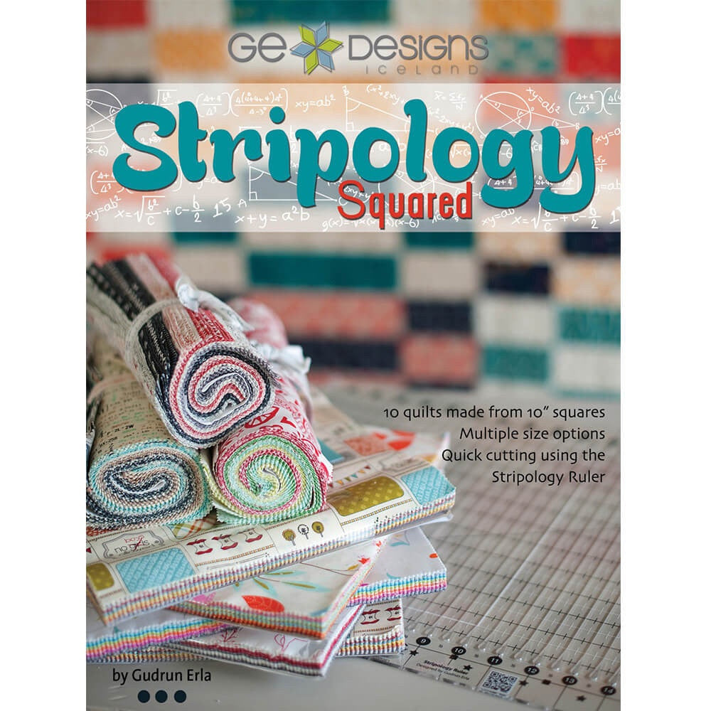 Stripology Squared - Softcover | Ann's By Design
