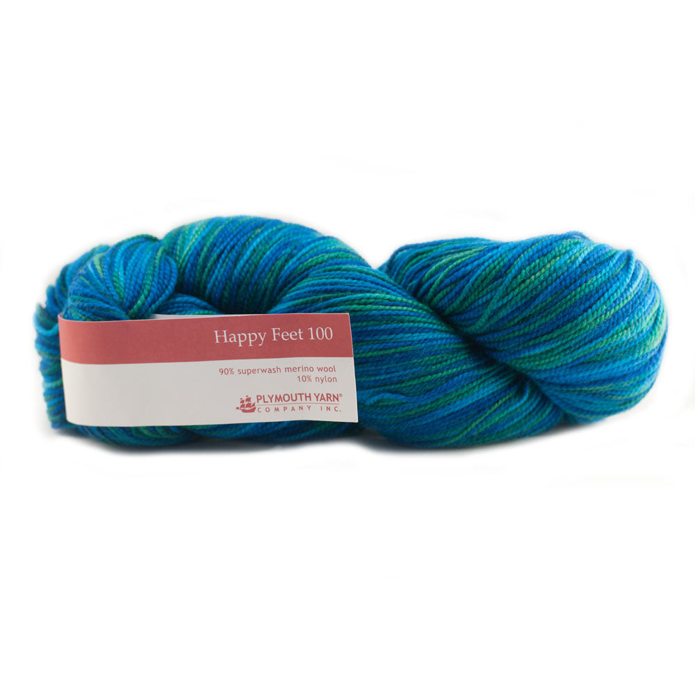 Happy Feet 100 - Plymouth Yarn Co.
