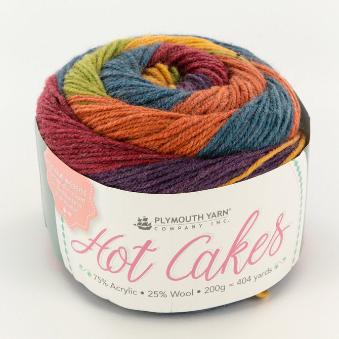Plymouth Yarn Co. - Hot Cakes | Ann's By Design