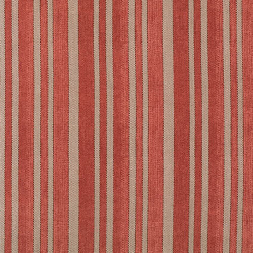 Eclectic Elements Foundations Ticking Red Fabric Yardage PWTH006.REDXX | Ann's By Design