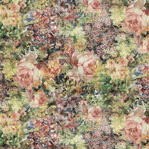 Eclectic Elements Foundations Bouquet Multi Fabric Yardage PWTH014.MULTI | Ann's By Design