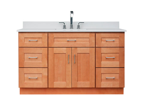 54 Inch Bathroom Vanity