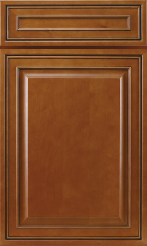 Mocha Bathroom Cabinet Door Profile