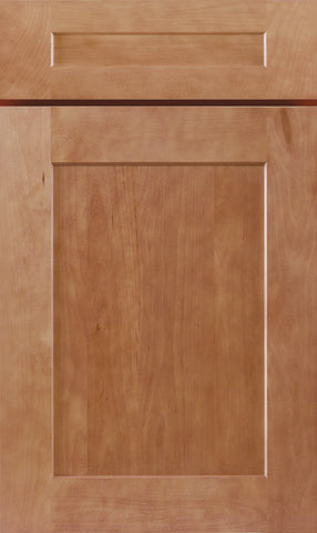 Shaker Style Door Profile in Almond
