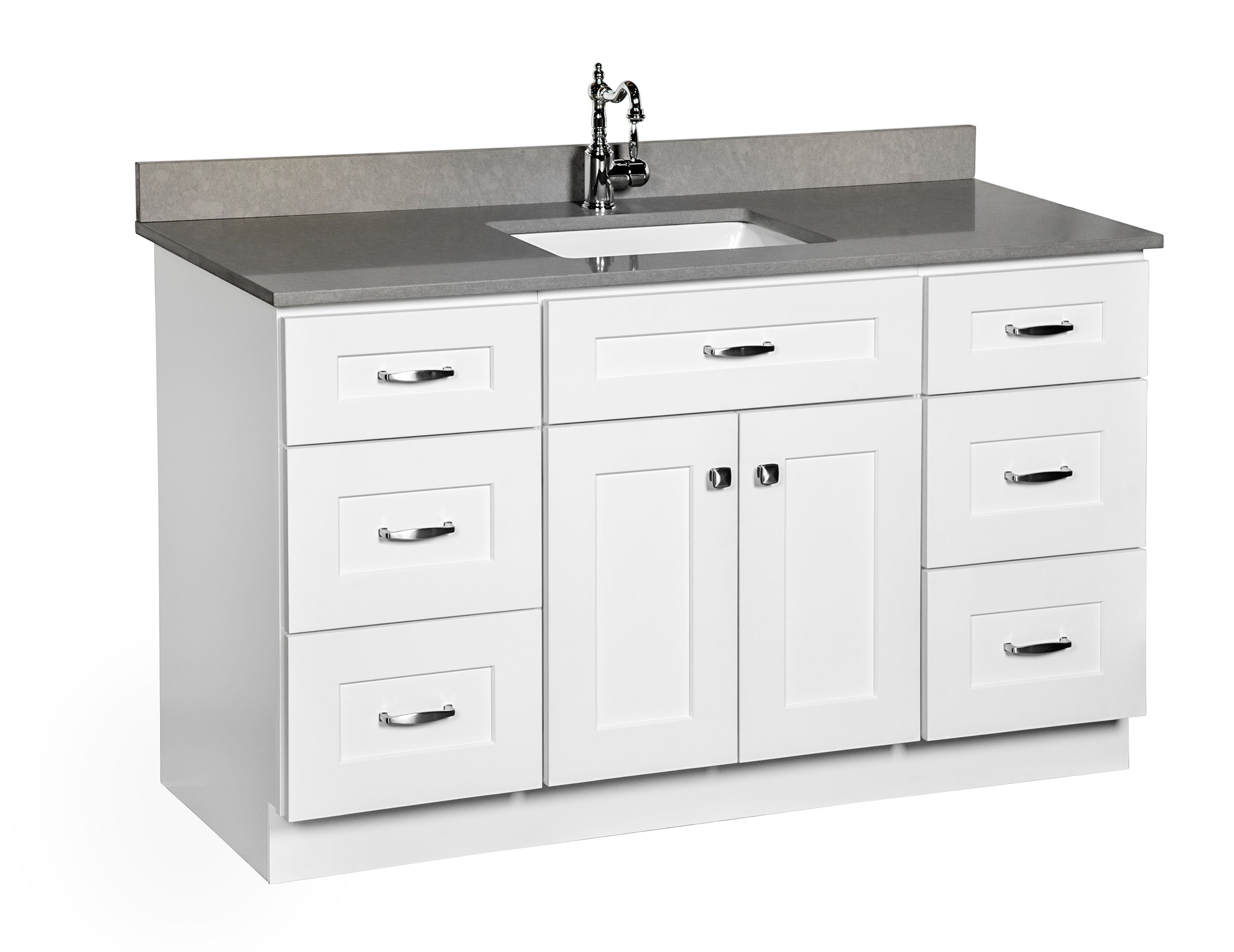 vanity armada york white w bathroom taps sink single
