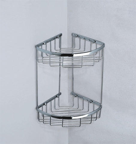 Double Corner Basket