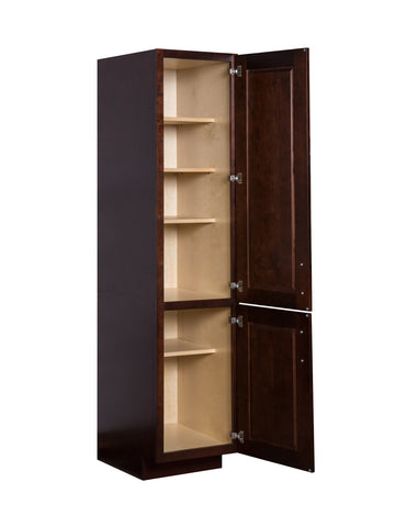 Java Floor-standing Linen Cabinet - Semi-custom Collection