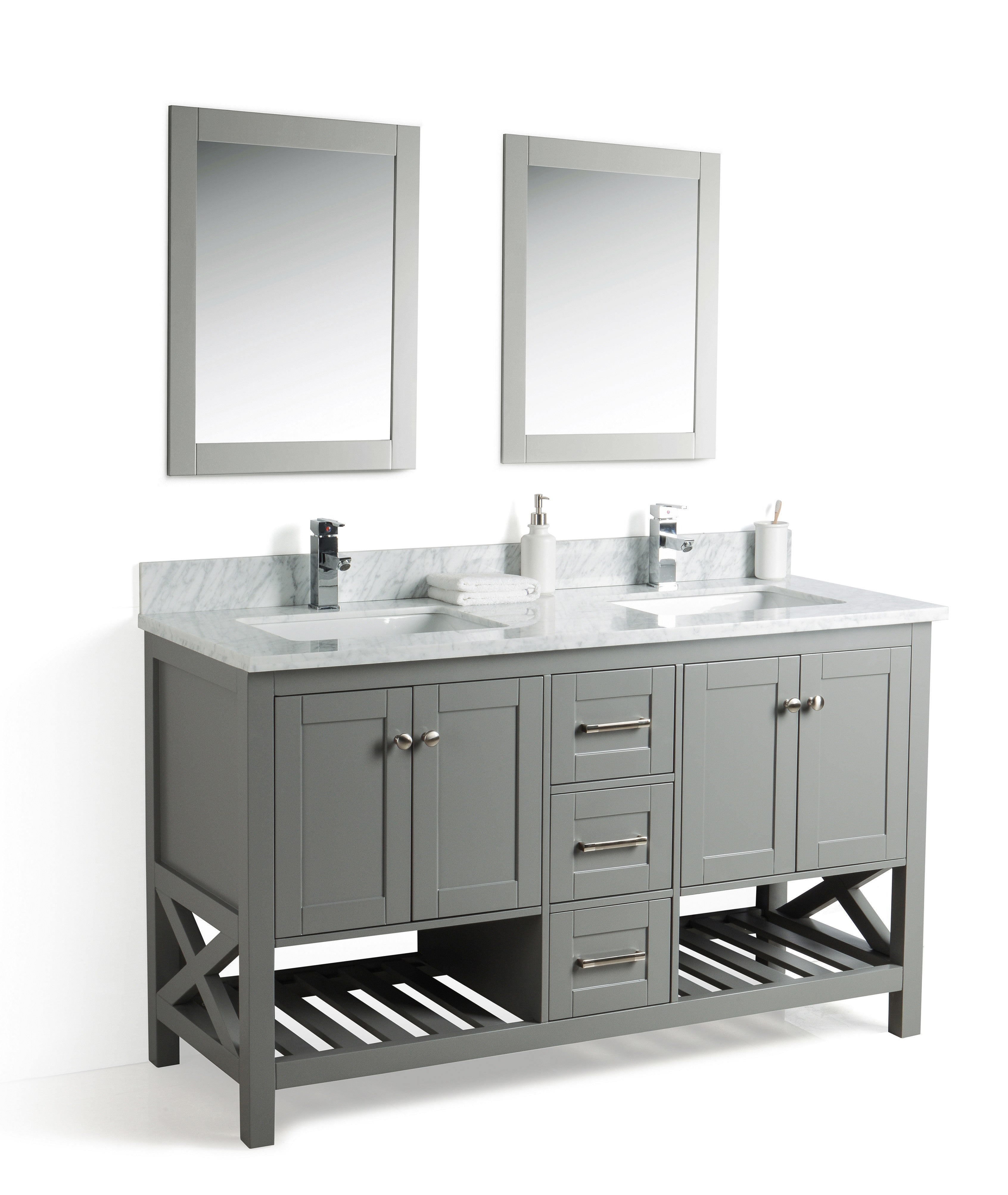 inch awesome of light espresso vanity double bathroom sink entrancing paris