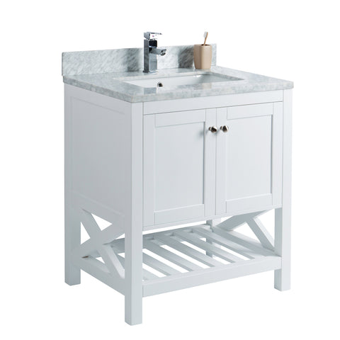30 inch Bathroom Vanity with Countertop