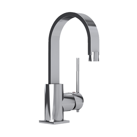 RUBI Évita Single-handle washbasin faucet - CHROME