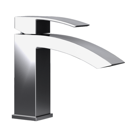 RUBI Fall Single-lever washbasin faucet - CHROME - RFA11BCC