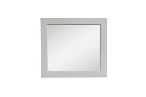 Bathroom Mirror with Beveled Edge