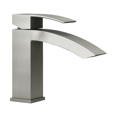 RUBI Fall Single-lever washbasin faucet - BRUSHED NICKEL - RFA11BNN