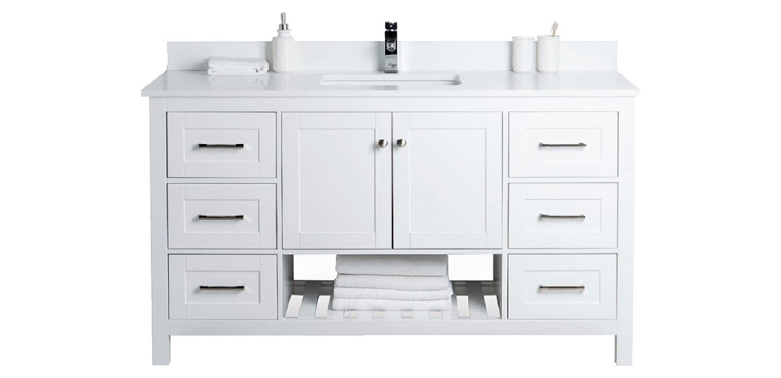 Broadway Vanities Solid Wood Bathroom Vanities Always