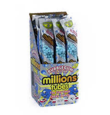 Traditional RockMillions_Bubble_Gum_Flavour
