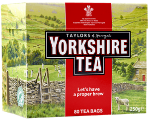 Yorkshire TeaRed_BoxYorkshire_Tea