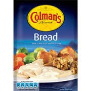Colman's Bread Sauce Out Of Stock