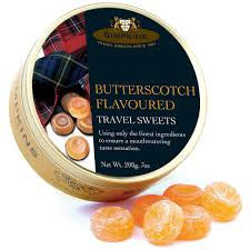Travel Sweets Butterscotch