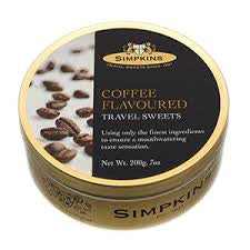 Travel Sweets Coffee Flavoured