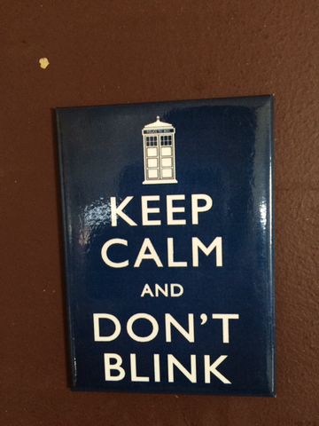 Dr Who Magnet