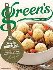 Green's Dumpling Mix our of Stock