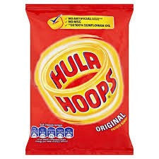 Hula Hoops Original.  Out of stock