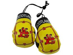 Lion Rampant Boxing Gloves