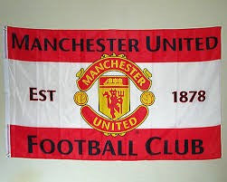Man Utd Flag A Good Taste Of Britain