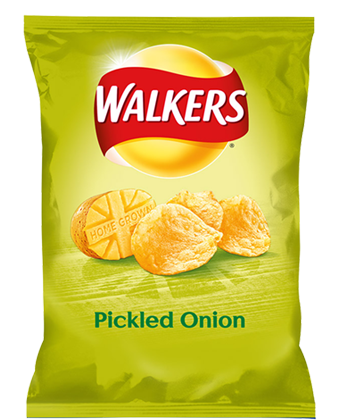 Walker's Pickled Onion. Out of stock