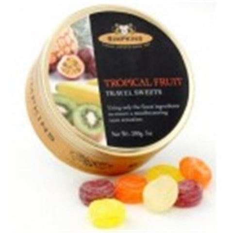 Travel Sweets Tropical Fruit