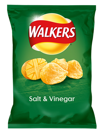 Walker's Salt and Vinegar