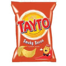 Tayto Smoky Bacon
