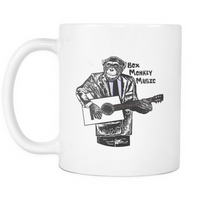 Box Monkey Coffee Mug - Box Monkey Music