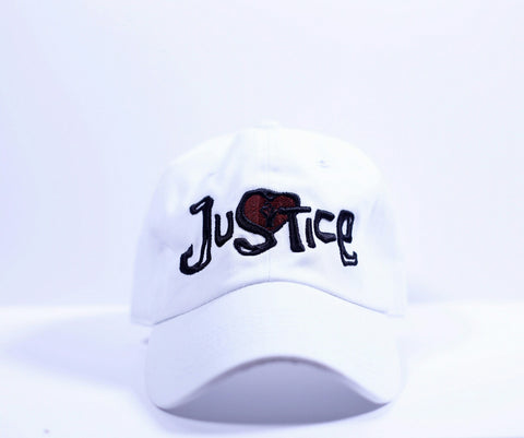Justice Dad - White