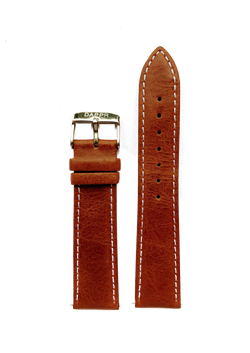Interchangeable Leather Strap - Tan