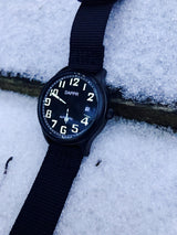 Vintage Pilot Automatic - Phantom Black