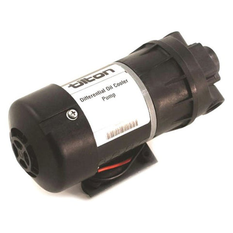 TEE.40.525 PUMP, 12 VOLT, VITON, WITH BYPASS