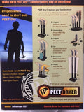 PEET DRYER ADVANTAGE GEAR & DEODORIZER COMBO SYSTEM, PEE.M07-GHD