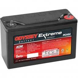 BATTERY ODYSSEY, 9.8'' X 6.1'' BAT.OB.30