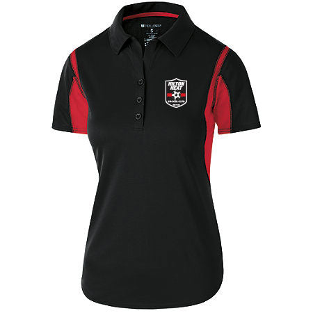 HH222747 LADIES' INTEGRATE POLO