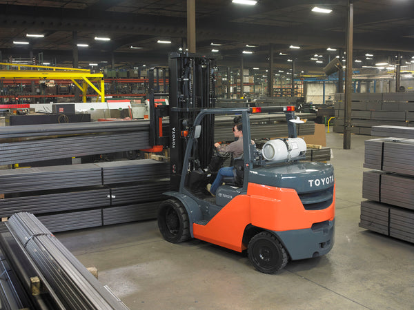 Toyota Forklift Dealer - Liftow Ltd - Forklift Rental, Parts