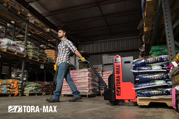Electric Pallet Lift Trucks: Greater Productivity and Ergonomics