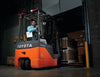 Three-Wheel and Four-Wheel Forklifts: What's the Difference?