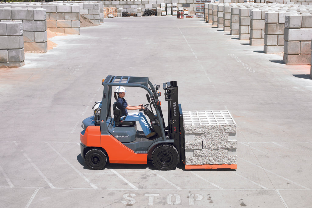 Why Forklifts Tip Over