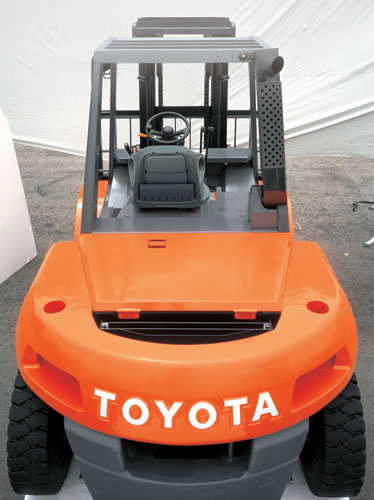 Top 10 Things to Check Before You Use a Forklift