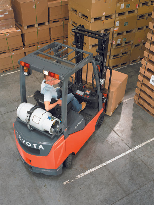 Ergonomic Forklift Equipment Your Employees Will Appreciate