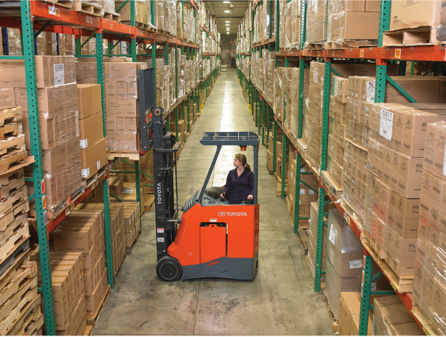 Get Your Work Done and Protect the Environment with an Electric Forklift Force