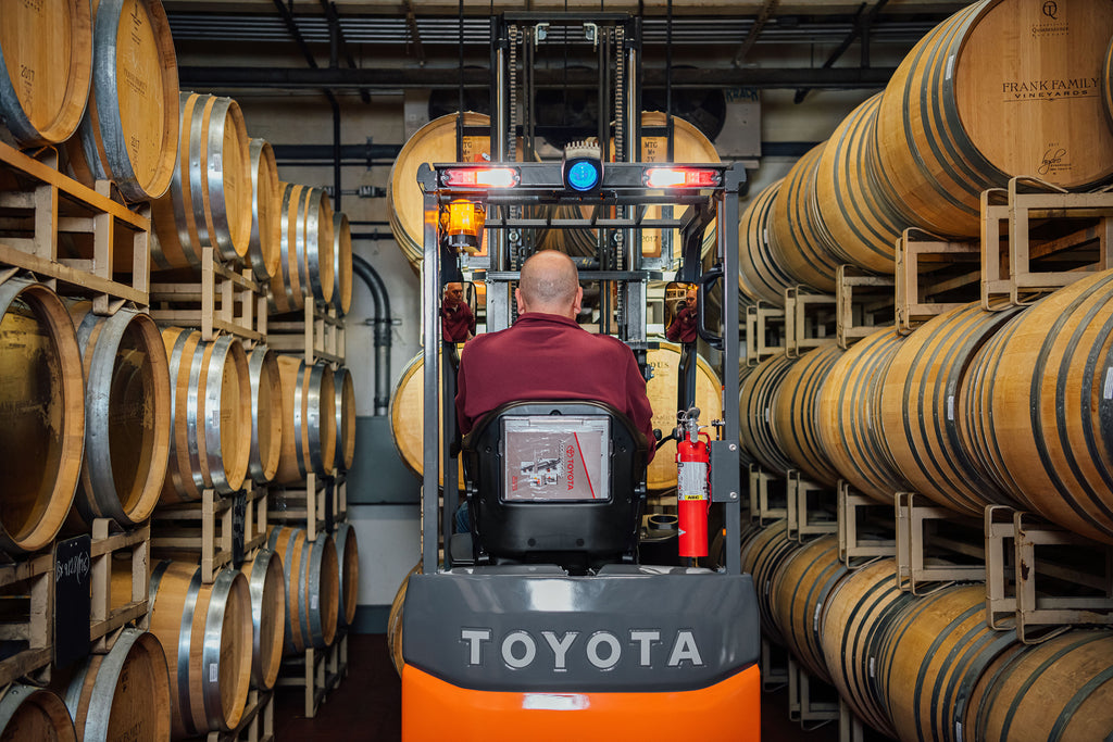 Did You Know? Toyota is the Safest Lift Truck!