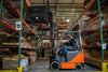 Sit Down Versus Stand Up Forklifts: Part 1